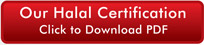 halal certificate download